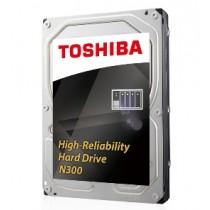 """HDD Toshiba 4TB, NAS N300, HDWQ140UZSVA, 3.5"""", SATA3, 7200RPM, 128MB, 24mj"""