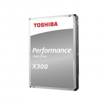 """HDD Toshiba 10TB X300, HDWR11AEZSTA, 3.5"""", SATA3, 7200RPM, 256MB, 24mj"""