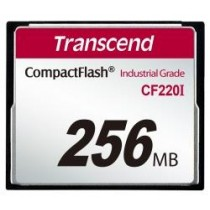 Compact Flash 256MB Industrial, Transcend, TS256MCF220I, SLC, CF kartica, 12mj