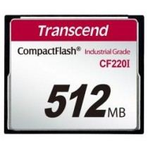 Compact Flash 512MB Industrial, Transcend, TS512MCF220I, SLC, CF kartica, 12mj