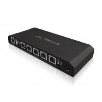 Switch Ubiquiti TS-5-POE, Gigabit, 5x, Pasive POE, crna