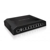 Switch Ubiquiti TS-8-PRO, Gigabit, 8x Pasive PoE GbE, crna