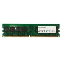 DDR2 2GB (1x2GB), DDR2 800, CL6, DIMM 240-pin, V7 V764002GBD, 0mj