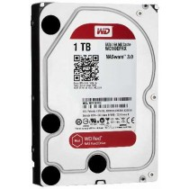 "HDD WD 1TB, NAS RED, WD10EFRX, 3.5"", SATA3, 5400RPM, 64MB, 36mj"