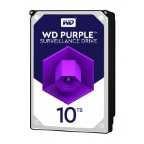 "HDD WD 10TB, Desktop Purple, WD101PURZ, 3.5"", SATA3, 7200RPM, 256MB, 36mj"