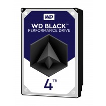 "HDD WD 4TB, Desktop Black, WD4005FZBX, 3.5"", SATA3, 7200RPM, 256MB, 60mj"