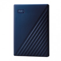 """HDD ext WD 4TB plava, My Passport for Mac, WDBA2F0040BBL-WESN, 2.5"""", USB3.2 Gen 1, 24mj"""