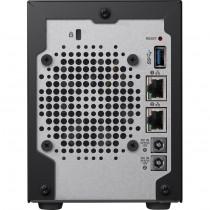 NAS WD My Cloud PR2100,  max. 2x disk, LAN 1x, SFF, 24mj (WDBBCL0000NBK-EESN)
