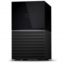 """HDD ext WD 4TB crna, My Book Duo, WDBFBE0040JBK-EESN, 3.5"""", USB3.0, 24mj"""