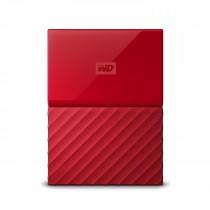 """HDD red WD 2TB crvena, My Passport, WDBS4B0020BRD-WESN, 2.5"""", USB3.0, 24mj"""
