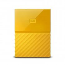 """HDD externi WD 2TB žuta, My Passport, WDBS4B0020BYL-WESN, 2.5"""", USB3.0, 24mj"""