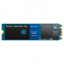 SSD WD 1TB, Blue SN550, WDS100T2B0C, M2 2280, M.2, NVMe, 60mj