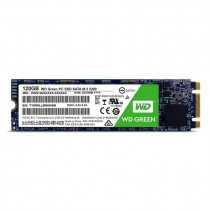 SSD WD 120GB, Green, WDS120G2G0B, M2 2280, M.2, 36mj