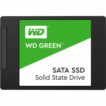"SSD WD 480GB, Green, WDS480G2G0A, 2.5"", SATA3, 24mj"