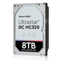 """HDD WD 8TB, Ultrastar DC HC 320, 0B36406, HUS728T8TAL5201, 3.5"""", 512e, SAS 12Gbps, 7200RPM, 256MB, SED, 36mj"""