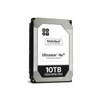 """HDD WD 10TB, Ultrastar He10, 0F27609, HUH721010ALN604, 3.5"""", 4Kn, SATA3, 7200RPM, 256MB, 36mj"""