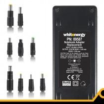 NB Whitenergy Universal notebook AC adapter 15-24V, 70W, USB (09587)