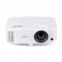 Projektor Acer P1150, DLP, 800x600, 3600lm, do 15000h, 20k:1, VGA, HDMI 2x, zvučnici, bijela, 24mj, (MR.JPK11.001)
