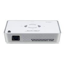 Projektor Acer C101i + WiFi, 845x480, 150lm, WL, bijela, torba, 24mj, (MR.JQ411.001)