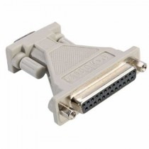 Adapter DB25Ž-DB9M