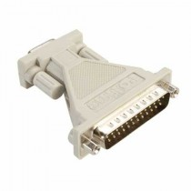 Adapter DB25M-DB9M