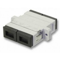 Adapter optički SC/SC F/F duplex MM OM2