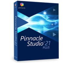 Corel Pinnacle Studio 21 Plus, ML, Retail, 1 Usr, Trajna, WIN, DVD, PNST21PLMLEU