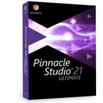 Corel Pinnacle Studio 21 Ultimate, ML, Retail, 1 Usr, Trajna, WIN, DVD, PNST21ULMLEU