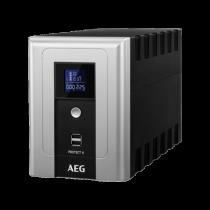 UPS AEG 1600VA, Protect A, 960W, 24mj, (6000021993)
