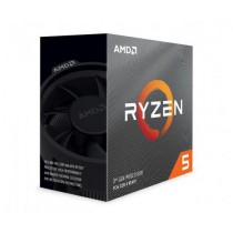 CPU AMD Ryzen 5-3600x (3.8GHz do 4.4GHz, 35MB (3MB+32MB), C/T: 6/12, AM4, cooler, 95W), 36mj