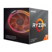 CPU AMD Ryzen 7-3800x (3.9GHz do 4.5GHz, 36MB (4MB+32MB), C/T: 8/16, AM4, cooler, 105W), 36mj