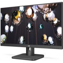 "Monitor AOC 23.8"", 24E1Q, 1920x1080, LCD LED, IPS, 5ms, 178/178o, VGA, HDMI, DP, Zvučnici, crna, 36mj"