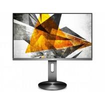 "Monitor AOC 27"", I2790PQU/BT, 1920x1080, LCD LED, IPS, 4ms, 178/178o, VGA, HDMI, DP, Lift, Pivot, Zvučnici, crna, 36mj"