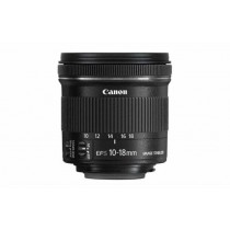 Objektiv Canon EF-S 10-18mm f/4.5-5.6 IS STM, o67mm, za Canon EFs, 12mj