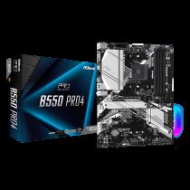 MB ASRock B550 Pro4, AM4, ATX, 4x DDR4, AMD B550, 36mj (90-MXBCZ0-A0UAYZ)