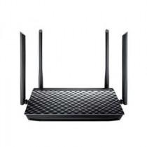 Router Asus RT-AC1200G+, WLAN AP, Router, 4x GbE, 1x WAN 1GbE, 1x WAN USB mobile, crna