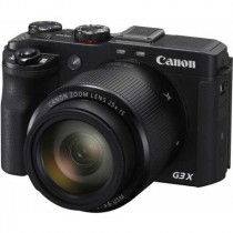 Canon PowerShot G3 X, crna, 20.2Mpx, 25x opt. 24-600mm f2.8-5.6, WL, 12mj