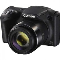 Canon PowerShot SX420 IS, crna, 20Mpx, 42x opt. 24-1008mm f3.5-6.6, WL, 12mj