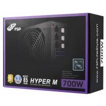 Jedinica napajanja Fortron 700W Hyper M PPA7003200, ATX, 120mm, PCIe VGA 8p 4x, EPS, SATA 9x, Molex 4x, Modularno, 60mj