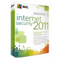 AVG Internet security (3 licence, 1 godina)