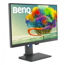 """Monitor Benq 27"""", PD2705Q, 2560x1440, Lift, Pivot, Zvučnici, crna, 24mj, (9H.LJELA.TBE)"""