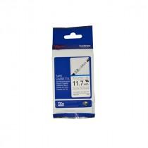 Brother HSE231 Heat Shrink Tube Tape Cassette – Black on White, 11.7mm wide, Bijela, boja ispisa: Crna, Traka 12 mm, 11.7mm x 1.5m, Original