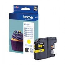 Tinta Brother LC-123 yellow LC123Y za DCP-J4110DW - MFC-J4410DW - MFC-J4510DW - MFC-J4610DW