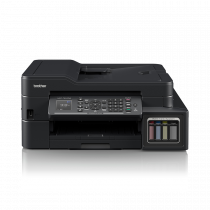 Brother MFC-T910DW, MFCT910DWRE1, print, scan, copy, fax, ADF, tintni, color, A4, USB, LAN, WL, 4-bojni, crna, 24mj