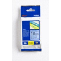 Brother TZE541 Labelling Tape Cassette – Black on Blue, 18mm wide, Plava, boja ispisa: Crna, Traka 18 mm, 18mm x 8m, Original