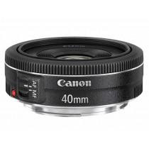 Objektiv Canon EF 40mm f/2.8 STM, ø52mm, za Canon EF, 12mj, AC6310B005AA