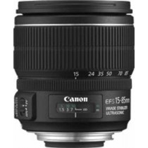 Objektiv Canon EF-S 15-85mm f/3.5-5.6 IS USM , o72mm, za Canon EFs, 12mj, 3560B005AA