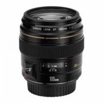 Objektiv Canon EF 100mm f/2 USM, ø58mm, za Canon EF, 12mj, 2518A012AA
