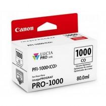 Tinta Canon PFI-1000, Cyan (CF0547C001AA)