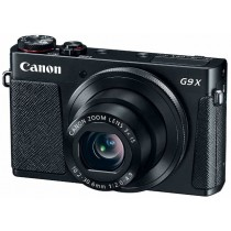 Canon PowerShot G9 X, crna, 20Mpx, 3x opt. 28-84mm f2-4.9, WL, 12mj